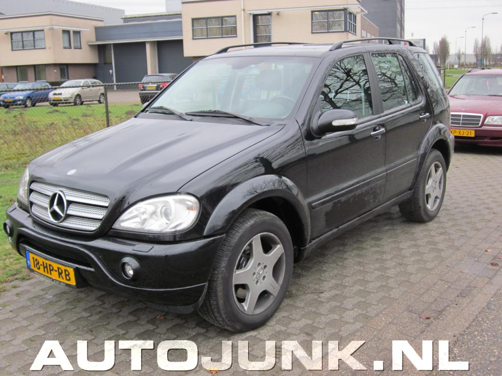 Mercedes benz ml 55 amg foto 39 s 54346 for Mercedes benz ml 55