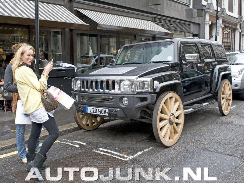Hummer, Hummer H3 Wagon Conc…