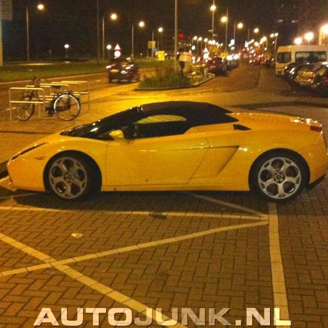 2011 Lamborghini Gallardo Exterior: Lamborghini Gallardo Spyder Foto's » Autojunk.nl (55829