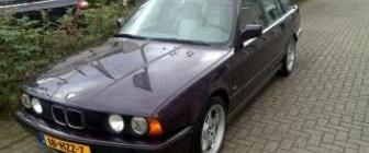 occasion bmw e34 m5 touring n rburgring package. Black Bedroom Furniture Sets. Home Design Ideas