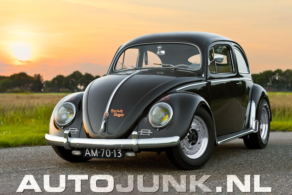 Photoshoot Volkswagen Kever 1953 Foto S 187 Autojunk Nl 58020