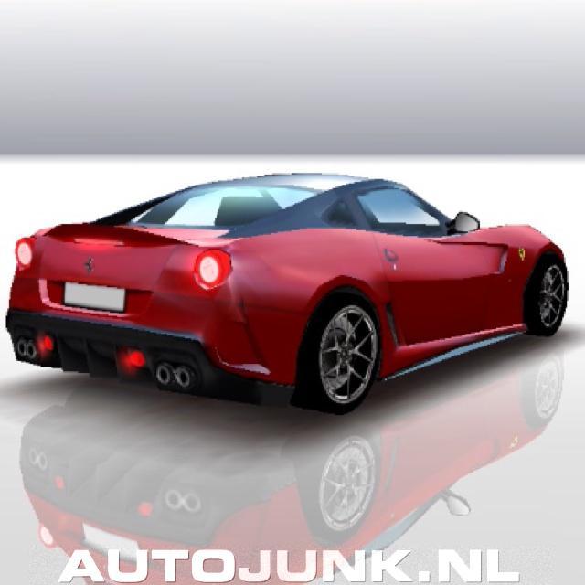 599GTO Schets Foto's » Autojunk.nl (58180