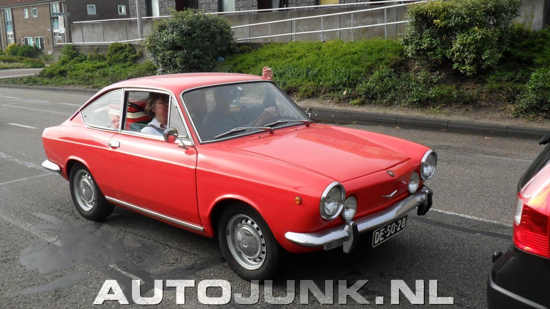 Fiat 850 Coupe Foto S 187 Autojunk Nl 58885