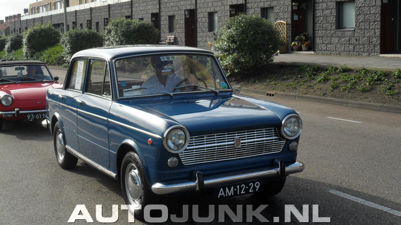 fiat berlina 1100 foto 39 s 59097. Black Bedroom Furniture Sets. Home Design Ideas