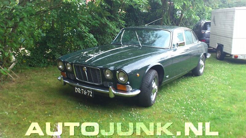 1969 Jaguar XJ6 foto's » Autojunk.nl (59457)