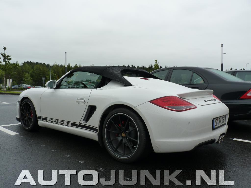 Porsche Boxter Speedster Foto S 187 Autojunk Nl 60327