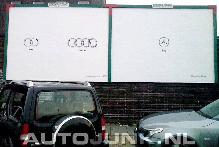 Mercedes Benz Is Sex.