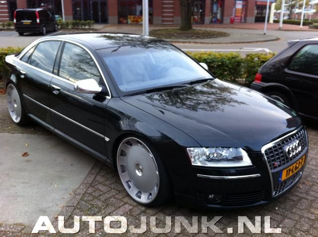 Audi A8 Fotos Autojunknl 64695
