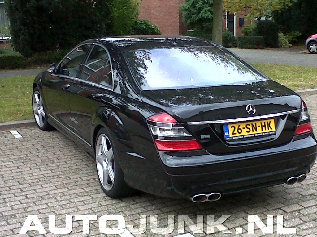 Mercedes s600 amg foto 39 s 65013 for Mercedes benz s 600 amg