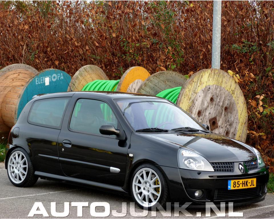 Mijn Clio Rs Phase 2 Fotos Autojunknl 68079