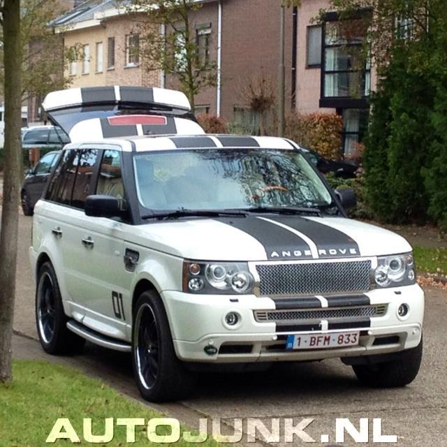 Range Rover Sport Supercharged Foto's » Autojunk.nl (68090