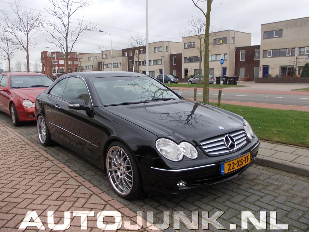 Mercedes benz clk foto 39 s 68227 for Mercedes benz clk 2012