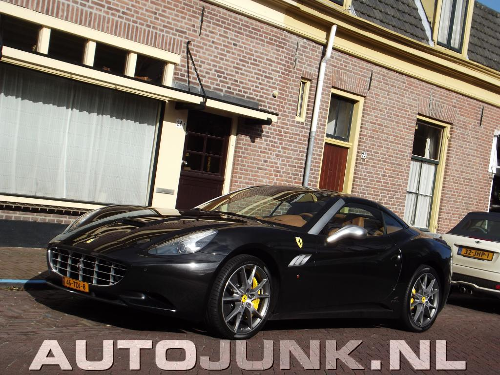 Ferrari California foto's » Autojunk.nl (70564)