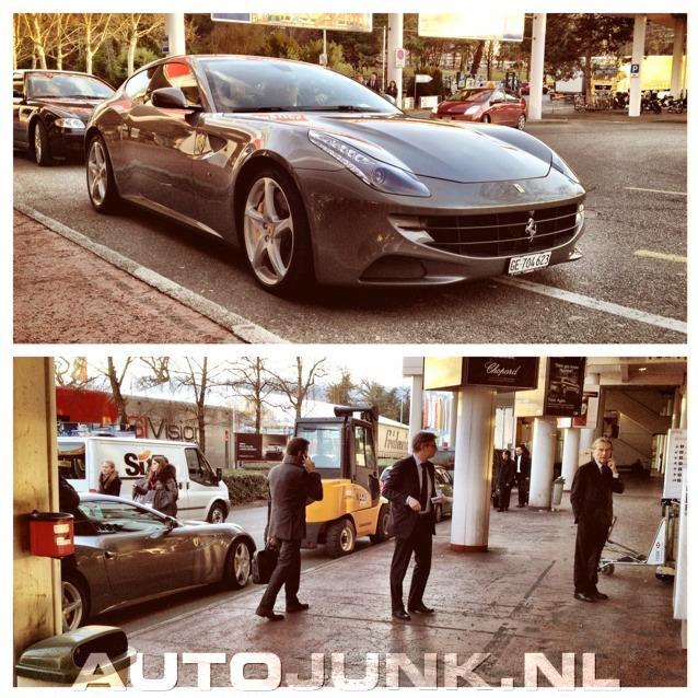 Ferrari FF + Luca Di Montezemolo Foto's » Autojunk.nl (71029