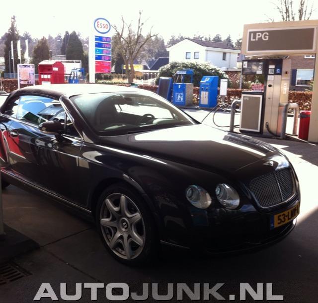 2012 Bentley Continental Camshaft: Bentley Continental GTC Foto's » Autojunk.nl (71344