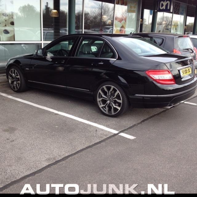 Mercedes Met R8 Velgen Foto S Autojunk Nl 72503