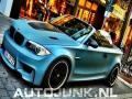 Foto: BMW 1M Cabrio?