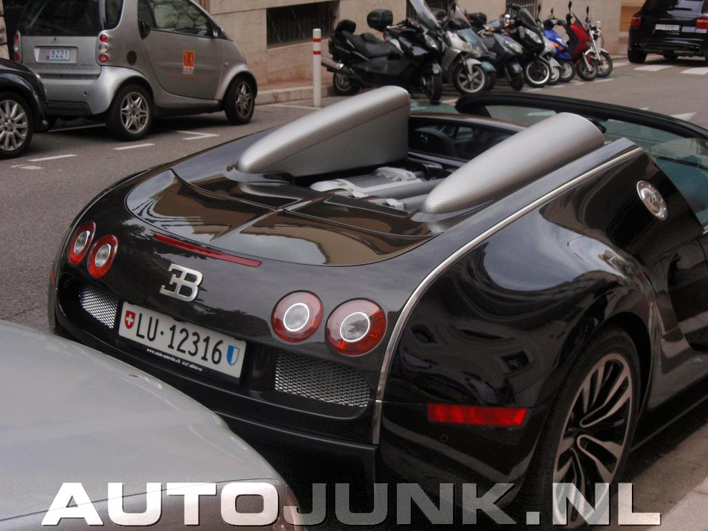 bugatti veyron 16 4 sk limited edition foto 39 s 73241. Black Bedroom Furniture Sets. Home Design Ideas