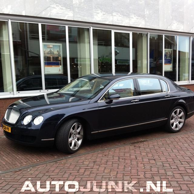Modellbeschreibung Zum Bentley Continental Flying Spur: Bentley Continental Flying Spur Foto's » Autojunk.nl (73853