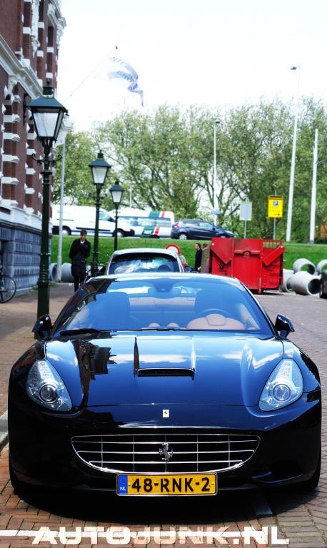 Ferrari California zwart foto's » Autojunk.nl (74742)