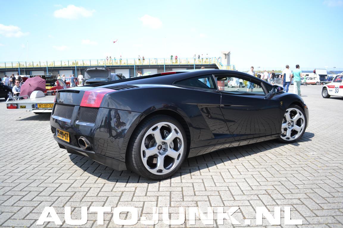 Lamborghini Gallardo Viva Italia Zwart Foto S Autojunk Nl 75682