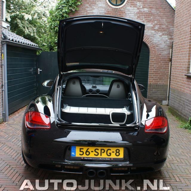 2012 Porsche Cayman Camshaft: Porsche Cayman S Black Edition Foto's » Autojunk.nl (76395