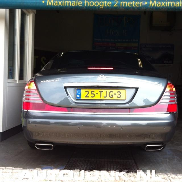 2012 Maybach 57 Camshaft: Maybach 65 Foto's » Autojunk.nl (77224