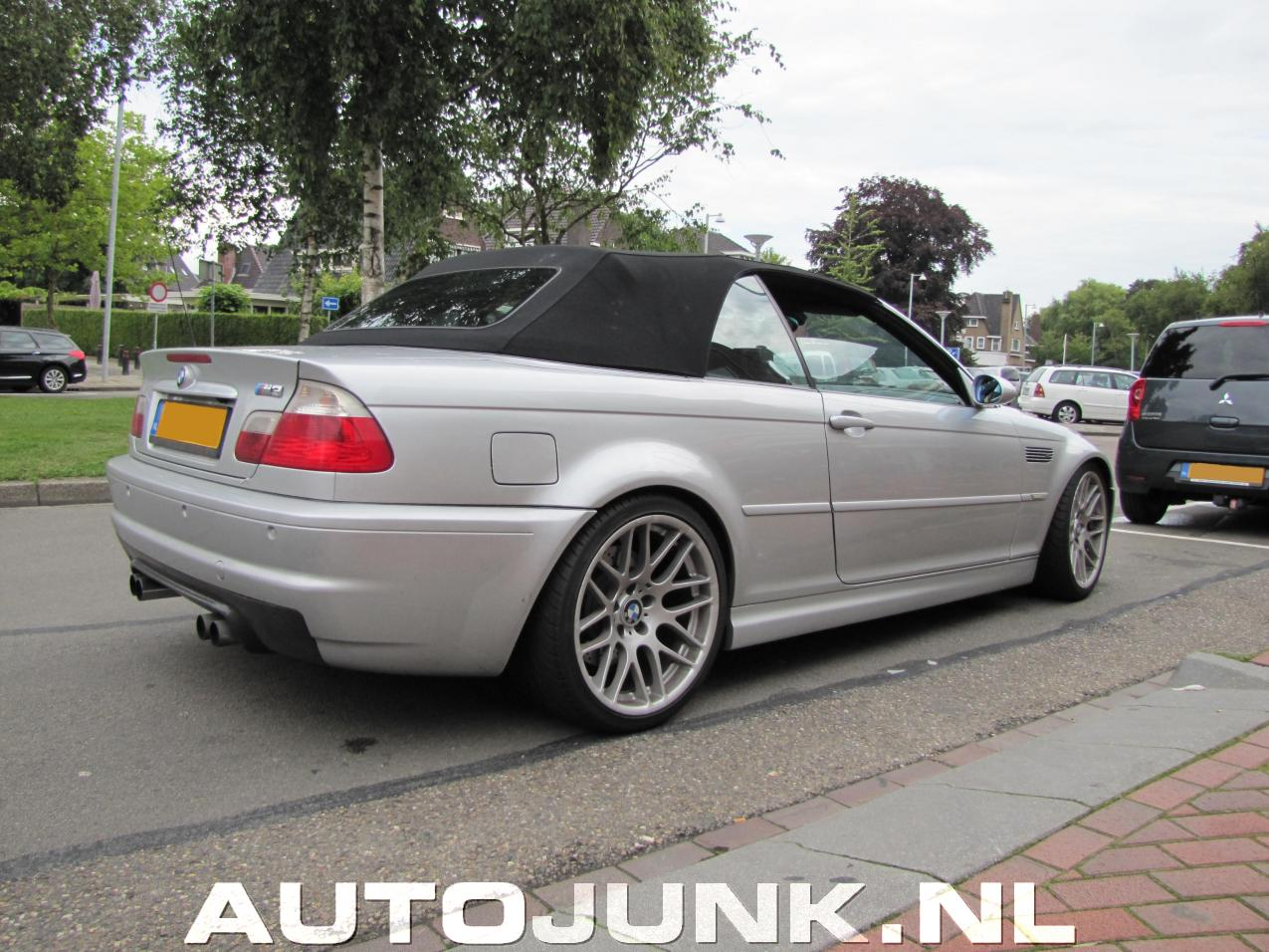 bmw m3 e46 cabrio foto 39 s 79191. Black Bedroom Furniture Sets. Home Design Ideas