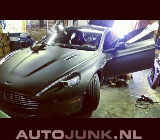 Meek Mills Auto Verzameling Deel 1 Foto's » Autojunk.nl