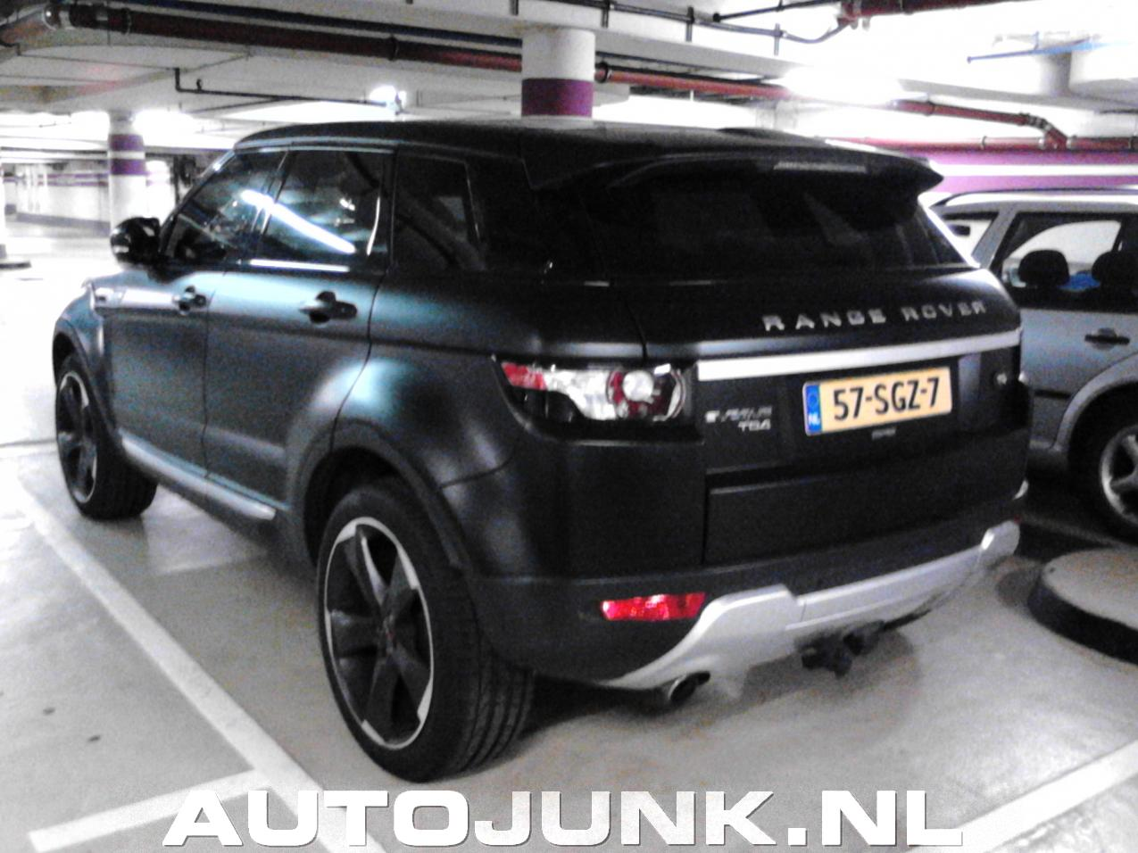 range rover evoque foto 39 s 81669. Black Bedroom Furniture Sets. Home Design Ideas