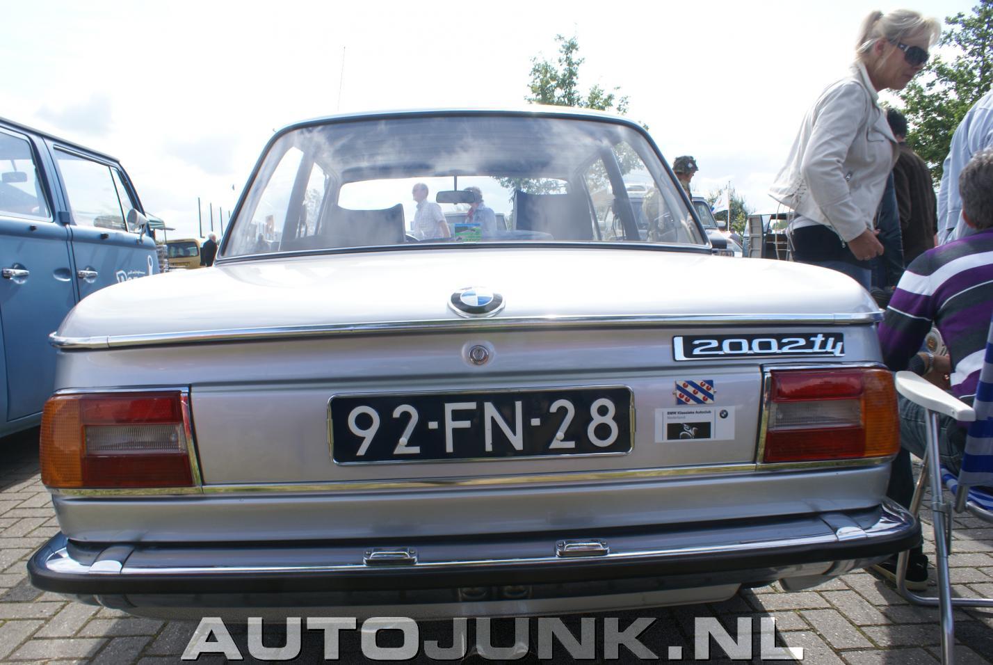 Bmw 2002 Tion Bmw 1800 Ti
