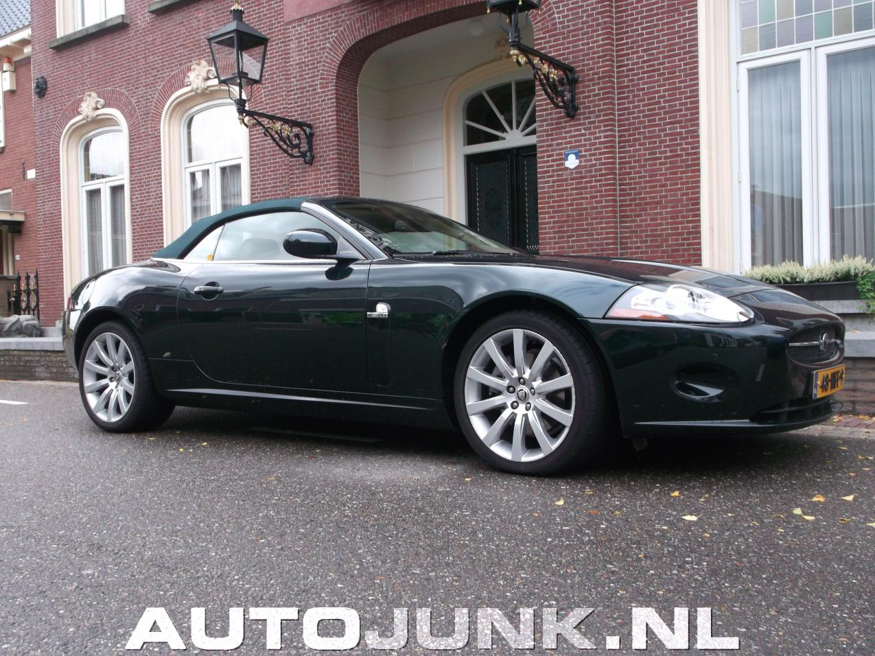 jaguar xk cabrio foto 39 s 82235. Black Bedroom Furniture Sets. Home Design Ideas