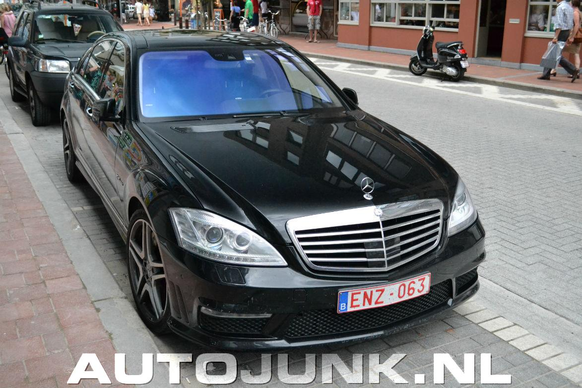 Mercedes benz s63 amg w221 2010 foto 39 s 82854 for 2010 mercedes benz s63 amg