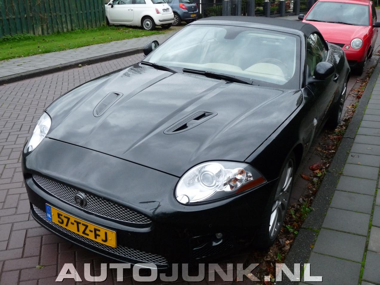 jaguar xkr cabrio foto 39 s 82945. Black Bedroom Furniture Sets. Home Design Ideas