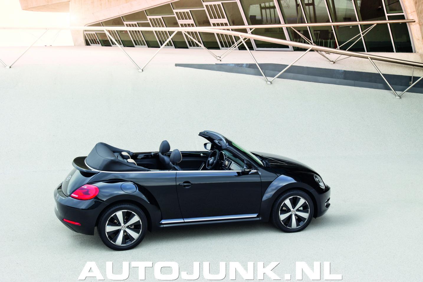 Vw Beetle En Beetle Cabrio Exclusive Foto S 187 Autojunk