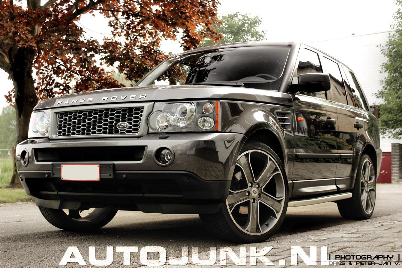 range rover sport 2 7 diesel hse foto 39 s 85042. Black Bedroom Furniture Sets. Home Design Ideas