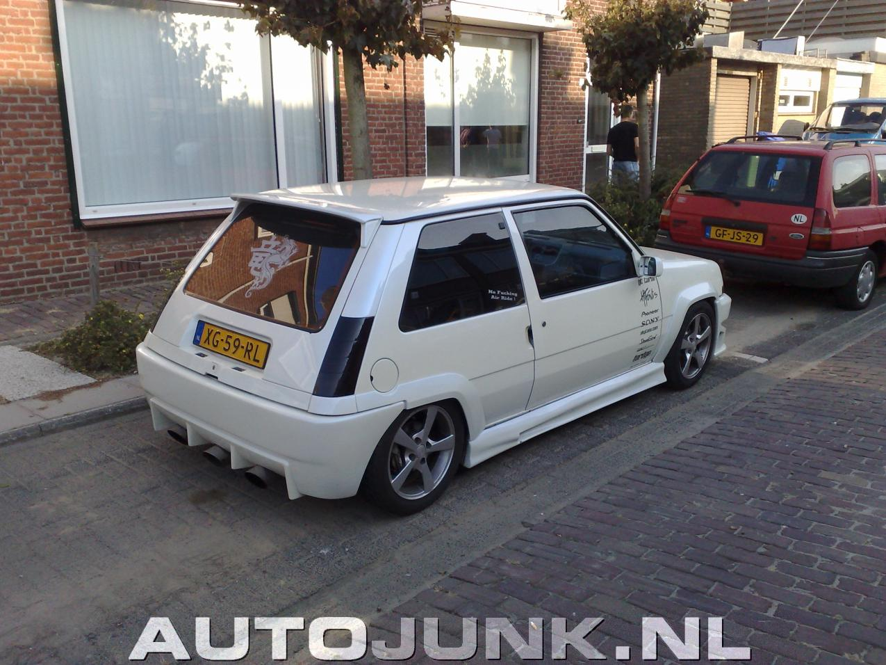 renault renault 5 gt turbo 1989 tuning pictures Car Tuning