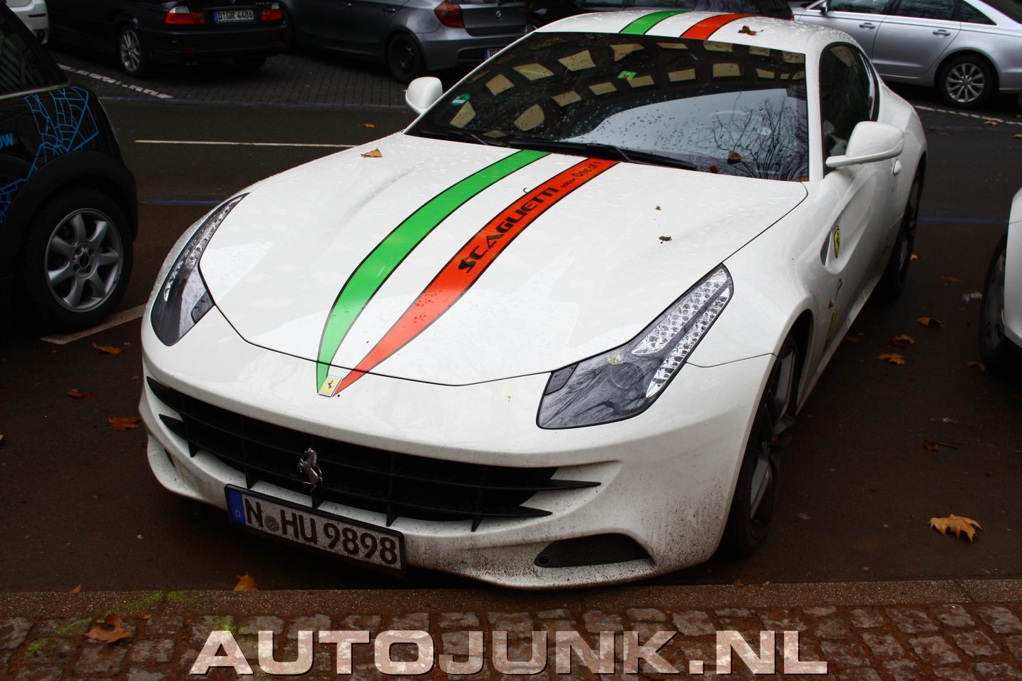Ferrari Ff Scaglietti One Of 1 Foto S 187 Autojunk Nl