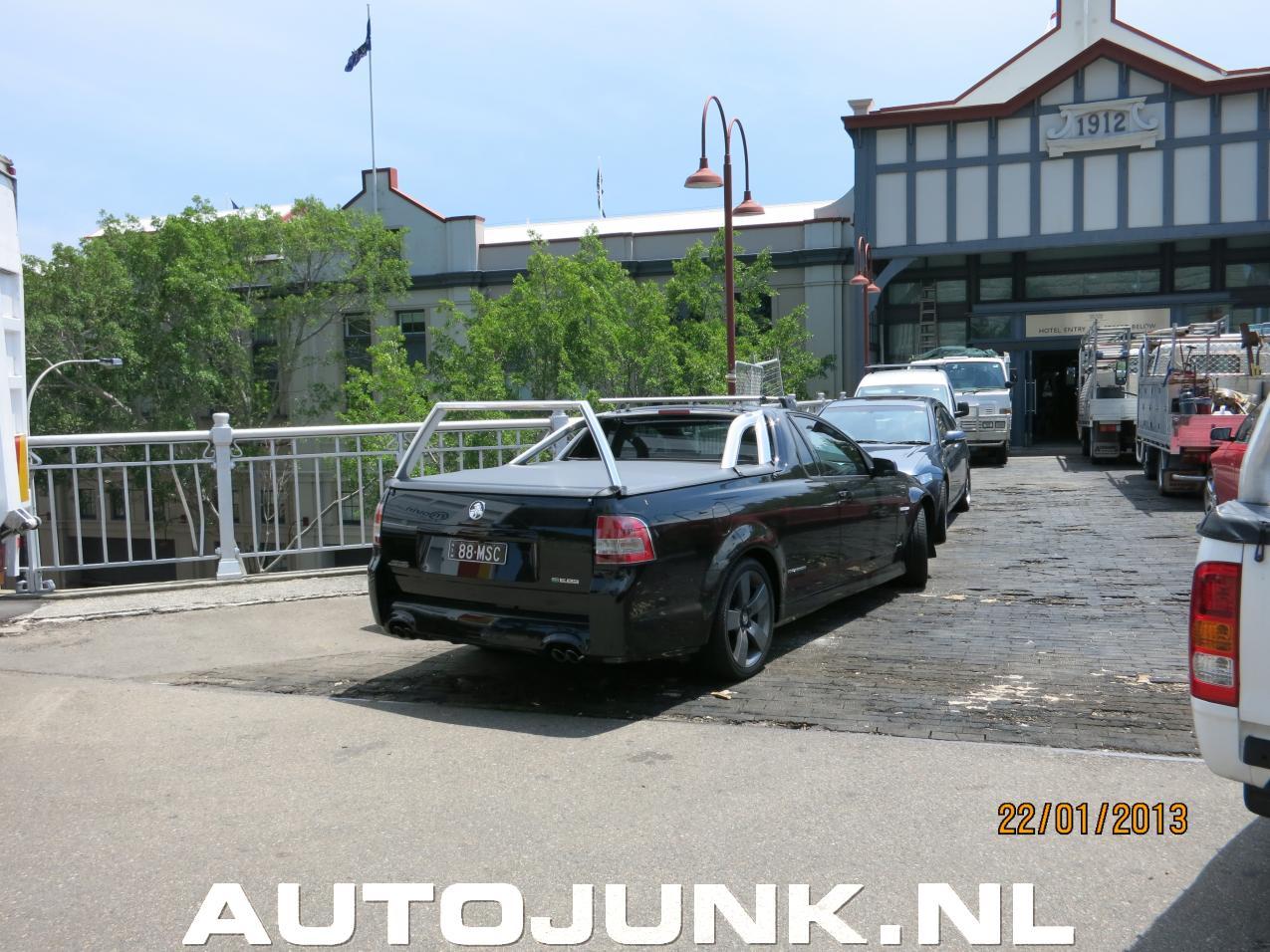 Holden Ute foto's » Autojunk.nl (87643)