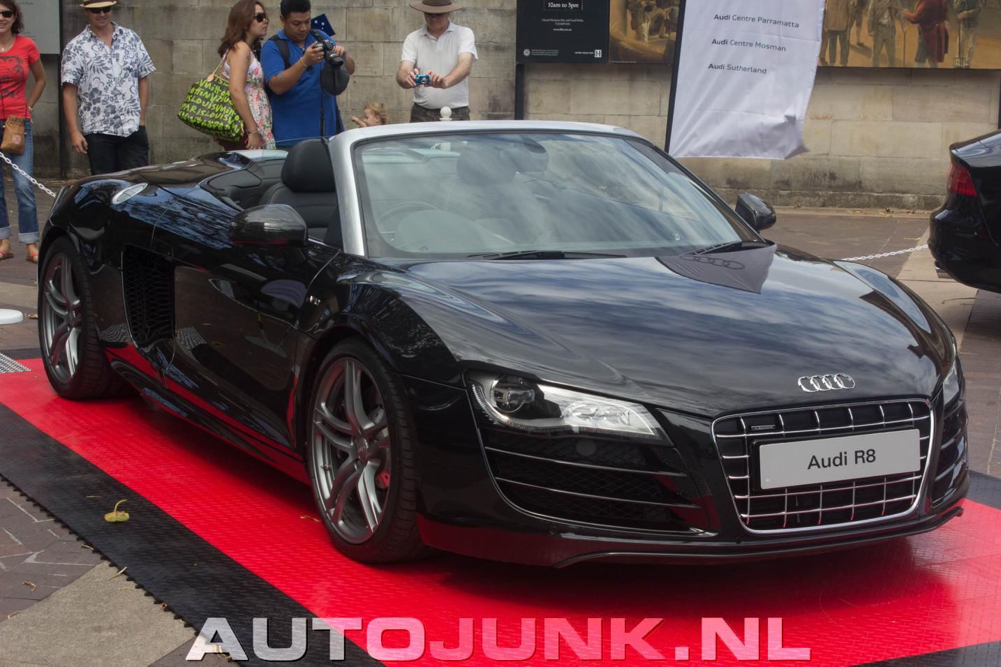 audi r8 v10 cabrio foto 39 s 87757. Black Bedroom Furniture Sets. Home Design Ideas