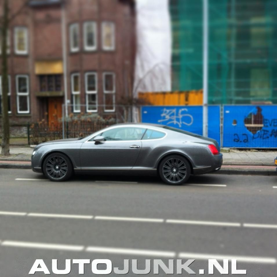2013 Bentley Continental Gt Speed Convertible: Bentley Continent GT Speed Foto's » Autojunk.nl (90114