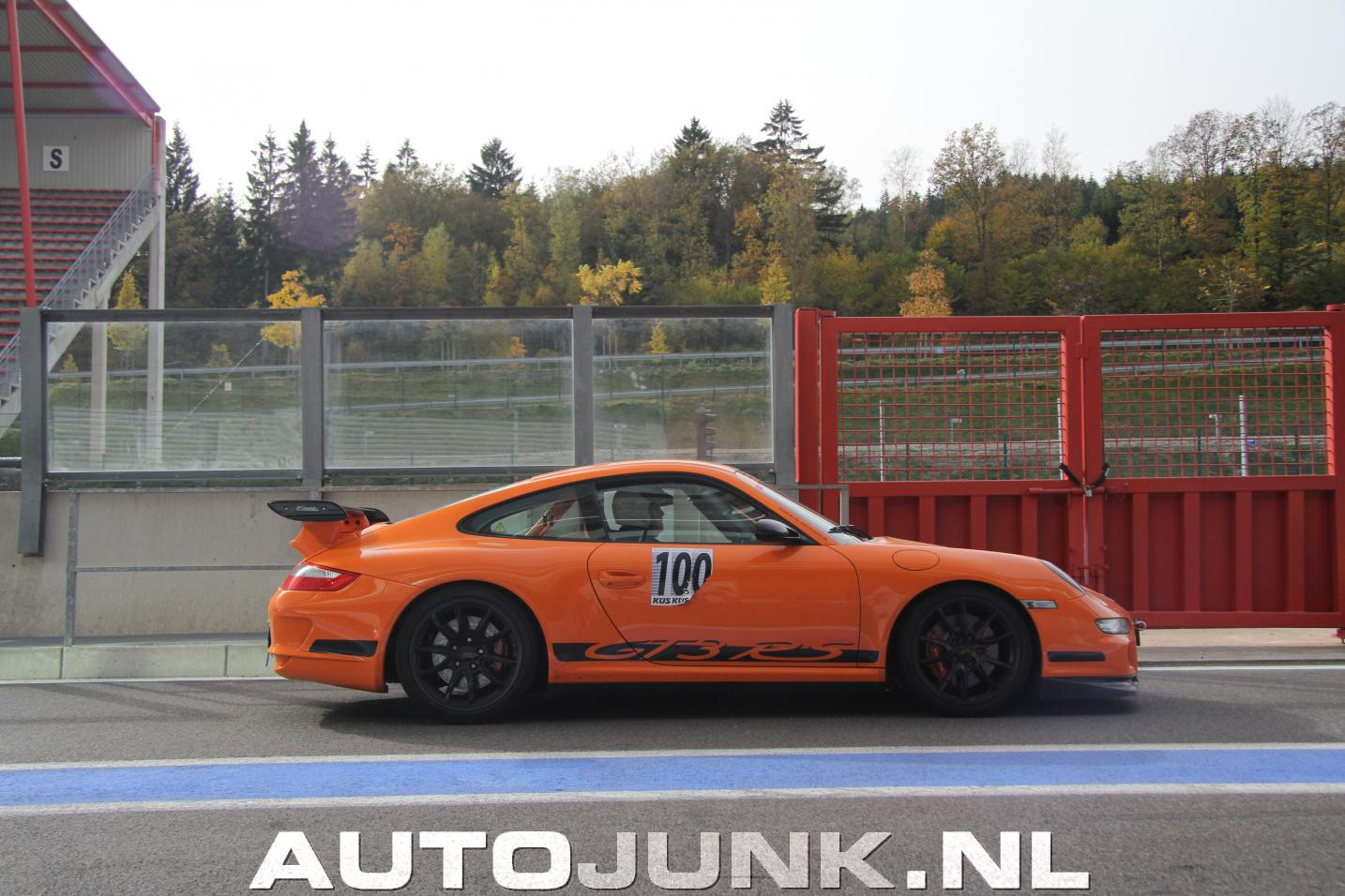 Porsche 997 GT3 RS Manhart Racing foto 39 s Autojunk nl 90535