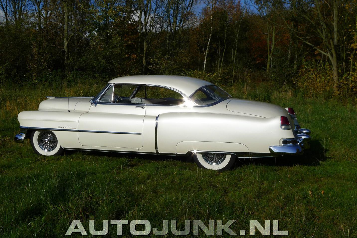 Cadillac Coupe Deville 1951 Fotos 90604 Sedan