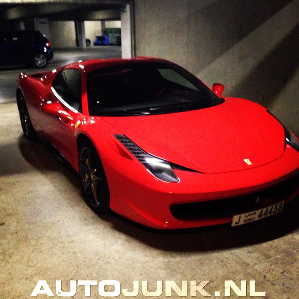 Ferrari 458 Spider Foto's » Autojunk.nl (91042