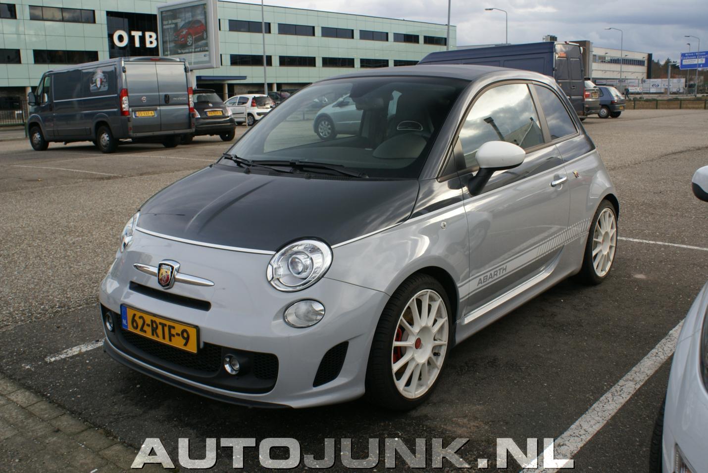 Fiat 500 Abarth Esseesse foto's » Autojunk.nl (91056)