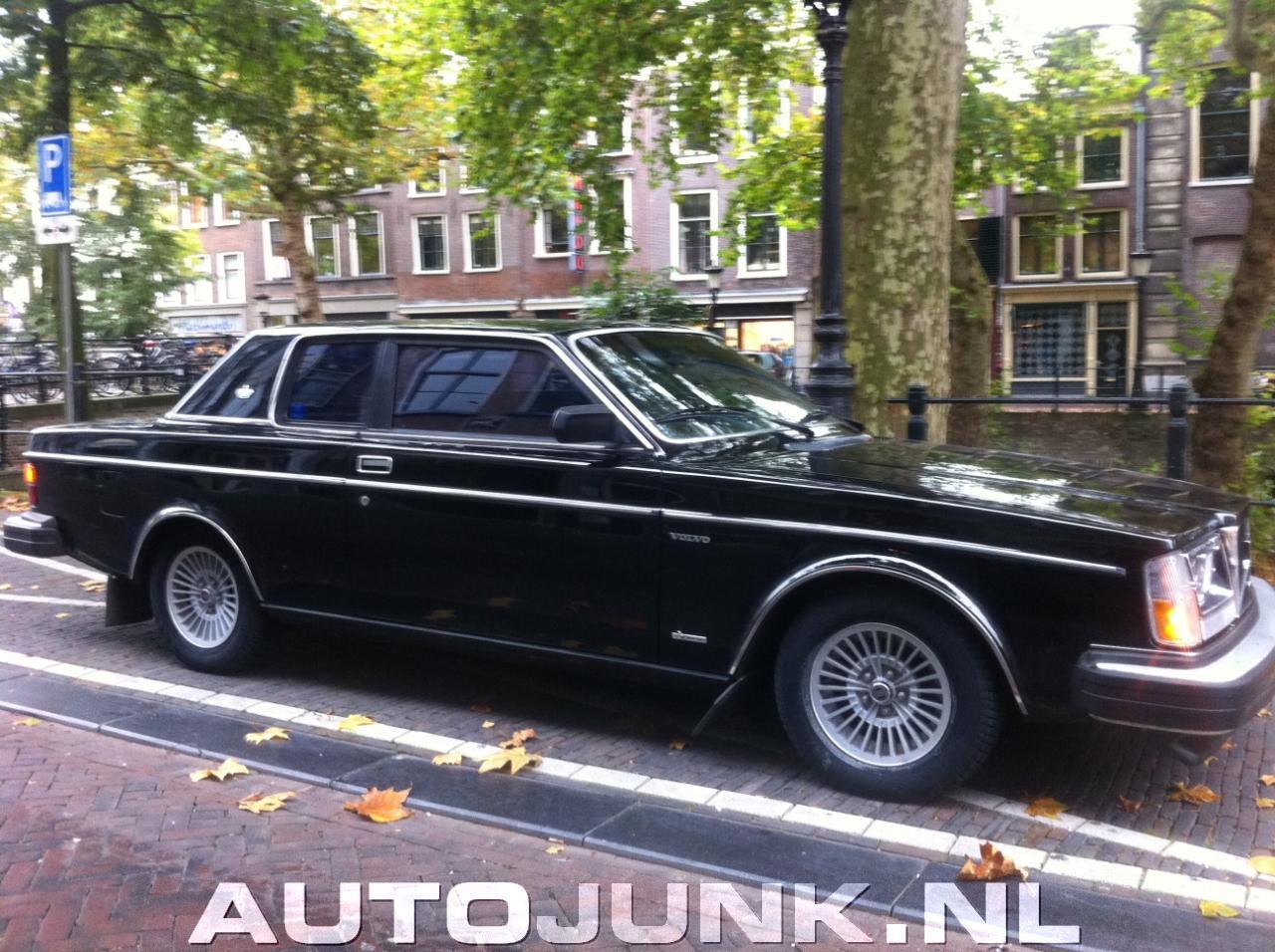Volvo 262C swag editie foto's » Autojunk.nl (91333)