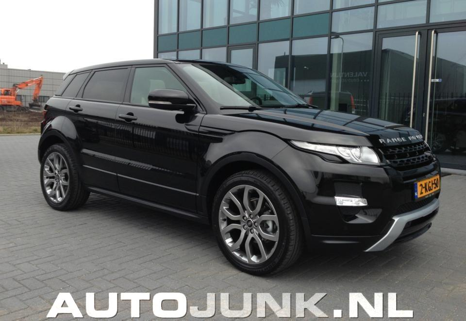 range rover evoque foto 39 s 92637. Black Bedroom Furniture Sets. Home Design Ideas