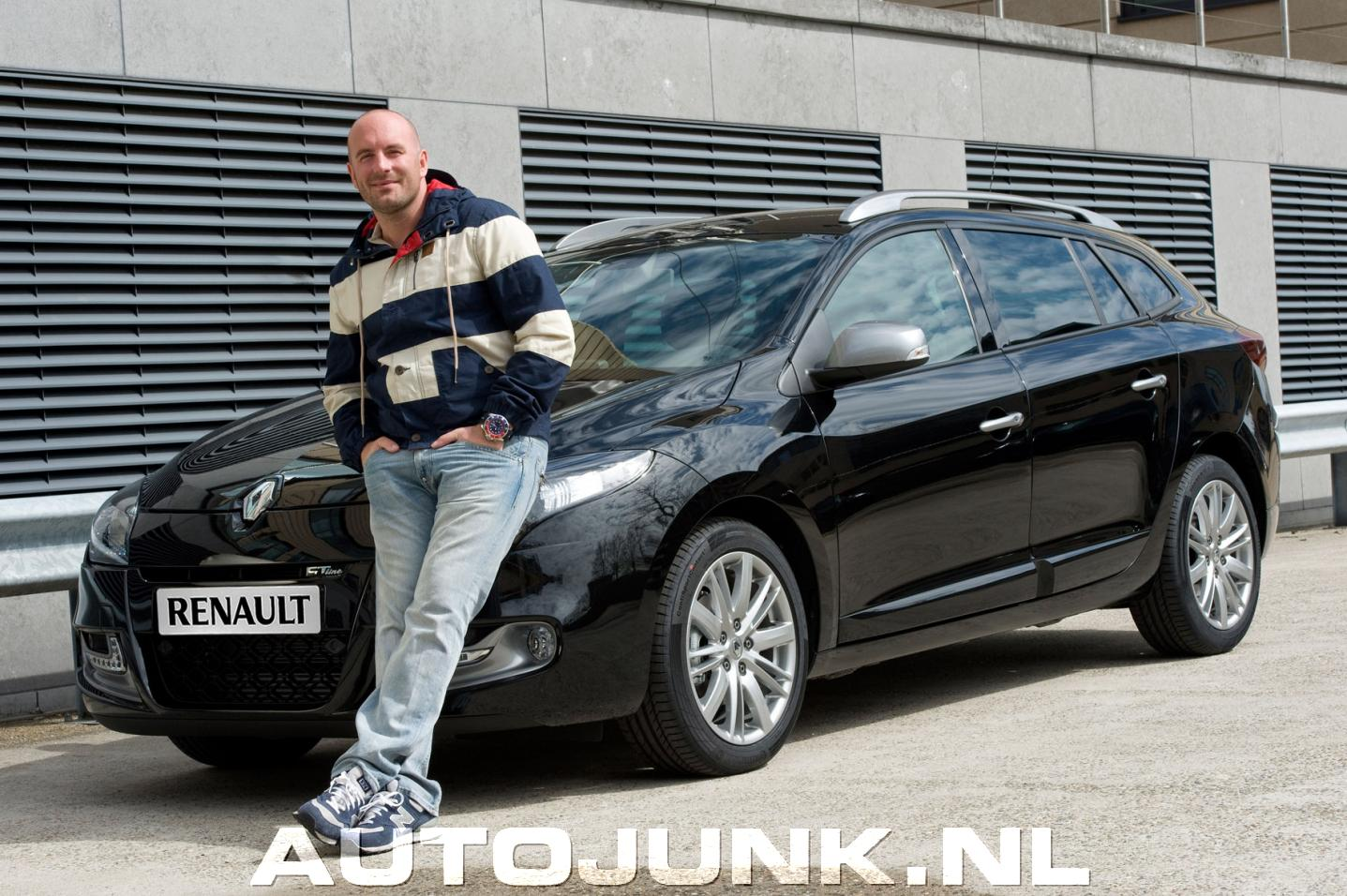 dean saunders heeft een renault m gane estate gt line foto. Black Bedroom Furniture Sets. Home Design Ideas