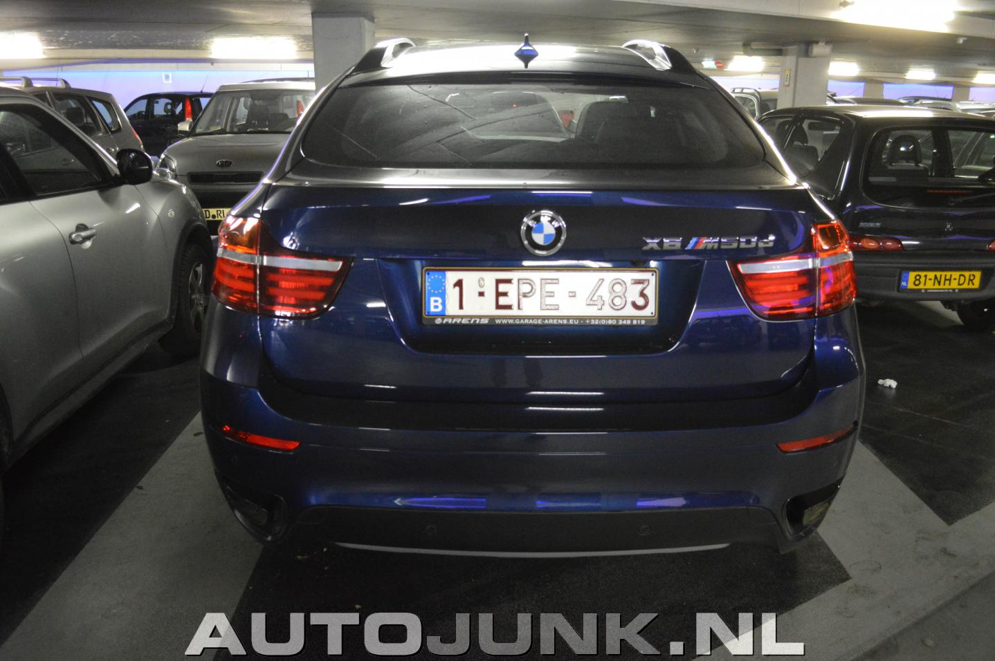 2012 Bmw X6 M50d Marries Diesel Performance With Autos Post