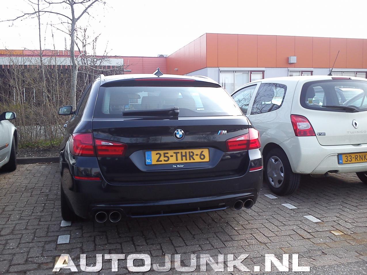 BMW 535D Touring foto's » Autojunk nl (93402)